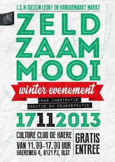 Zeldzaam Mooi Winter Event (gratis). - Culture Club De Haere
