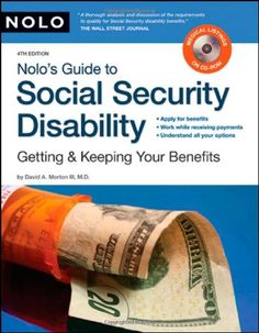 Nolo's Guide to Social Security Disability: Getting & Keeping Your Benefits (including CD)