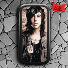 Kellin Quinn Sleeping With Sirens Samsung Galaxy S3 Black Case