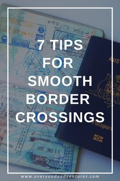 Use our tips on border crossings to make them smoother and easier to deal with. Our border crossings tips are what we do every time. After 18 border crossings in Central America we found these border crossings tips worked perfectly every time. Us Border, Central America, Need To Know, Adventure Travel, Learning, Tips, Blog, Studying, Teaching