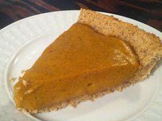 Bella approved pumpkin pie