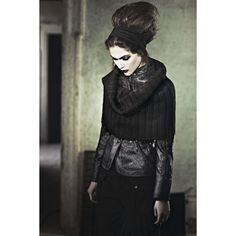 Death In Vogue ❤ liked on Polyvore