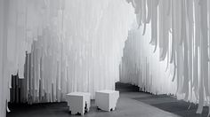 COS x Snarkitecture Installation at Salone del Mobile - Forbes