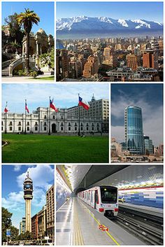 Going to Santiago at the end of January!