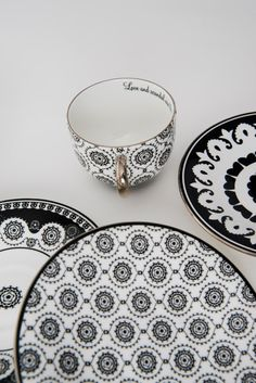 Once Upon A Tea Time. Design Stories: Tea Cups from Good Earth