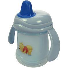 ABC-nokkamuki 250 ml non-spill Baby Pooh