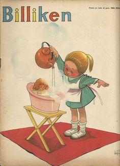Billiken - vintage children magazine