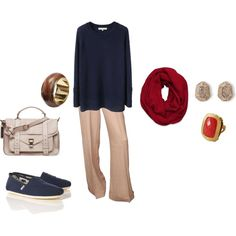 lounge outfit...love the tom's...I spend most of my days off in lounge pants and slippers...hehe