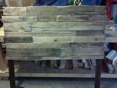 FREE+SHIPPING++Reclaimed+Rustic+Pallet+Style+by+BuiltByBoots,+$389.00