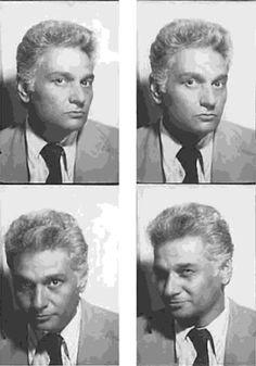 "Jacques Derrida  ""Quién encontró alguna vez un Yo? ...Yo no."""