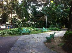 Parque Almendares en la Habana 2012