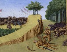 Charlemagne: Battle of Roncevaux Pass