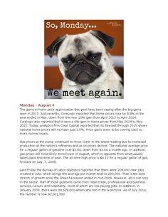 8-4-14 Monday's Market News www.equitysourcemortgage.com