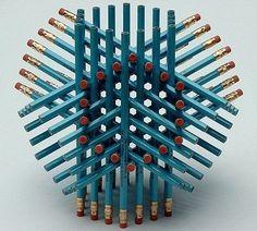 pencil star . . .