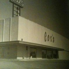 This is in Waco Texas .., a long long time ago.