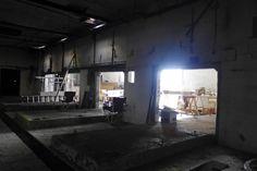 Bunker, Studio, Studios, Asylum