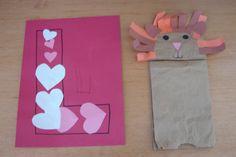 l is for lion | Preschool Activities Letters J-L