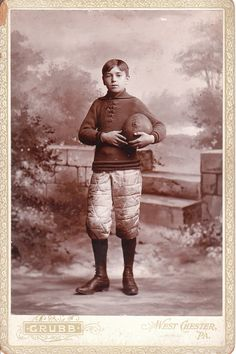 Young Rugby Player in West Chester, Pennsylvania
