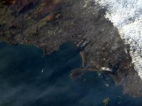 Would you believe this is Dublin from outer space?
