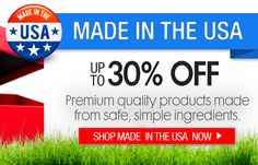 Shop Made In The USA Products
