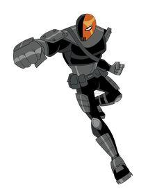 Teen Titans - Slade by BudTheArtGuy on DeviantArt Slade Teen Titans, Teen Titans Go, Batman Animated Movies, Mundo Superman, Dc Comics, Son Of Batman, Futuristic Armour, Super Soldier, Deathstroke