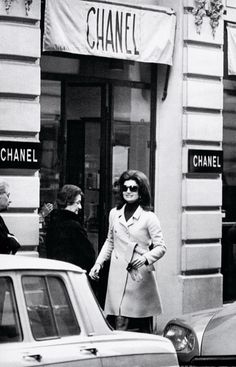 Jackie......NYC......Chanel