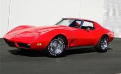 Chevrolet Corvette 1973 Vintage Car