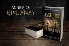#AnneRice #Fantasy #Mystery #Giveaway – Win Any Anne Rice Novel You Want! #kindle