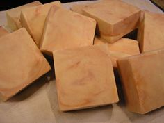 Cold Process - Double Butter Soap Recipe with Cocoa Butter and Shea Butter