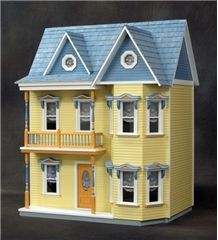 The Princess Anne Dollhouse  by Real Good Toys