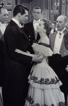 Cary Grant & Joan Fontaine in Suspicion (1941). Dir. Alfred Hitchcock.
