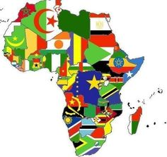 Find Highly Detailed Africa Map Country Flags stock images in HD and millions of other royalty-free stock photos, illustrations and vectors in the Shutterstock collection. Thousands of new, high-quality pictures added every day. Africa Flag, New Africa, African Union, African Nations, African Market, African Culture, Fauna, Textured Background, Continents