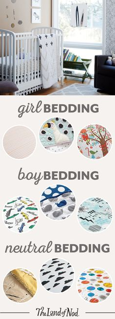 No nursery is complete without super comfy crib bedding. From comfy baby quilts featuring intricate embroidery to 100% cotton crib fitted sheets with playful prints, there are more than enough options to keep any baby cozy and happy. Not only that, our crib fitted sheets even work on a toddler bed, making them extra useful.