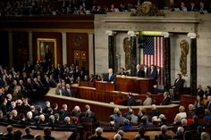 First Trump State of the Union Address Makes Appeal for Unity