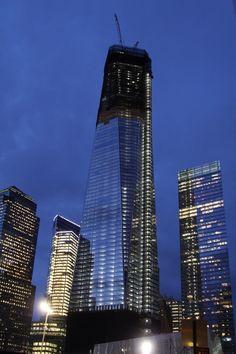 One #World Trade Center #Manhattan #New_York Hotel VIPsAccess.com/...