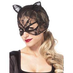 Masque Chat noir de Leg Avenue.