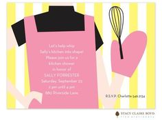 Kerrys Papery_Bridal Showers (32)  #bridal shower #bridal shower wedding invitation.
