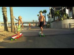 HAMBOARDS – combines Skateboarding & Surfing [5 Pics + Clip]