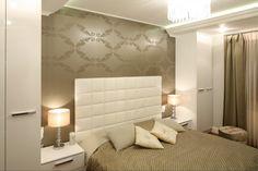 tapeta glamour nad łóżkiem - Szukaj w Google
