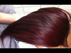 Read Me Before Questions Please!  The color itself isnt scary in person! Its a very wearable yet vibrant reddish brown for red lovers out there :) It still looks like a dark brown in dark places so its all good! Im LOOOVING IT! Happy happy happy ♥  The Dye Name & Link: Garnier Nutrisse Medium Intense Auburn for Dark Hair (R2) http://www.amaz...
