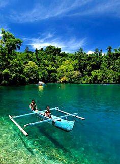 Sulamahada beach, Ternate, Indonesia. Bening airnya sebening mataku saat melihatnya