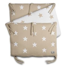Bumber Star - beige By Baby's Only - www.babysonly.nl