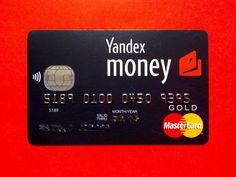 Russia Yandex Money Gold Mastercard Credit Card Paypass | eBay