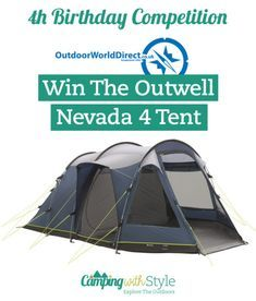 Win an Outwell Nevada tent