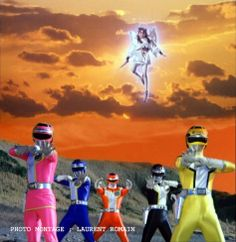 TURBORANGERS