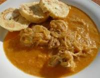 Czech Recipes, Ethnic Recipes, Thai Red Curry, Food, Red Peppers, Essen, Meals, Yemek, Eten