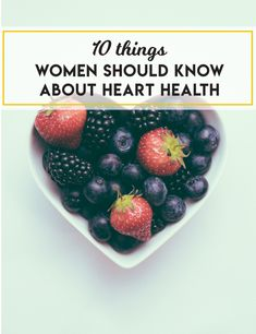 10 Things Women Should Know About Heart Health — Boston Mamas - Things that women should know about heart health. Simple wellness tips for women. Herbalife Nutrition Facts, Nutrition Drinks, Nutrition Month, Nutrition Quotes, Proper Nutrition, Nutrition Plans, Nutrition Tips, Sports Nutrition, Healthy Habbits