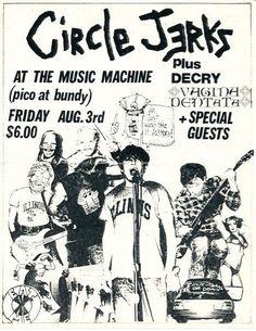 Circle Jerks/Decry