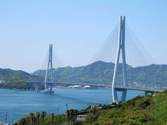 The Tatara Bridge Japan