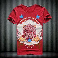 Homme Versace Tee Shirts H0204